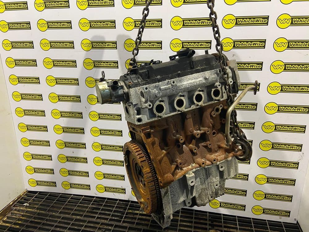 Renault Kangoo 2013-2020 1.5 ENGINE DIESEL BARE WITH PUMP K9K628